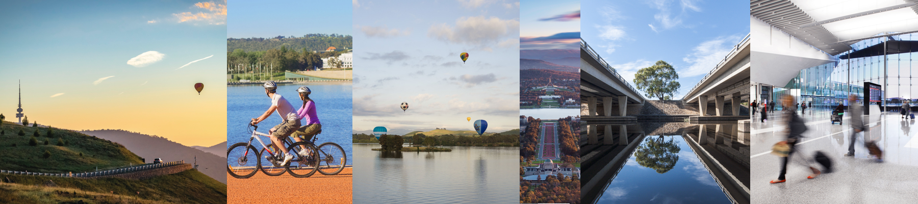 Images of Canberra